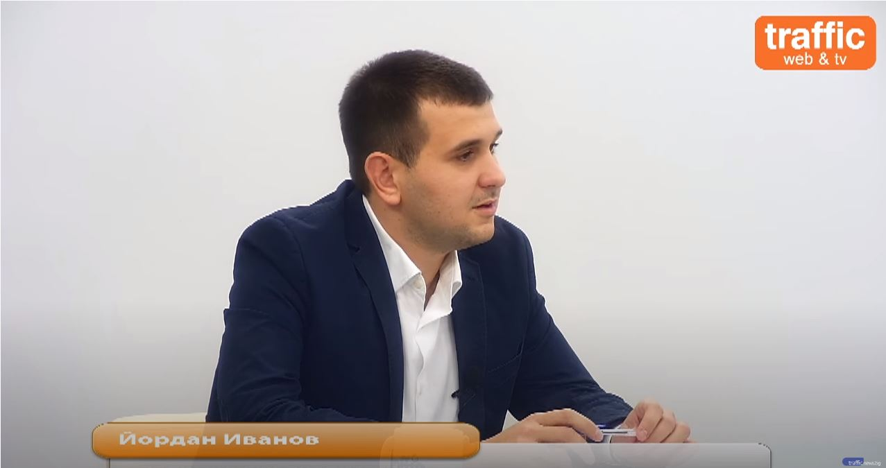 Йордан Иванов пред Трафик ТВ за изборите в Пловдив