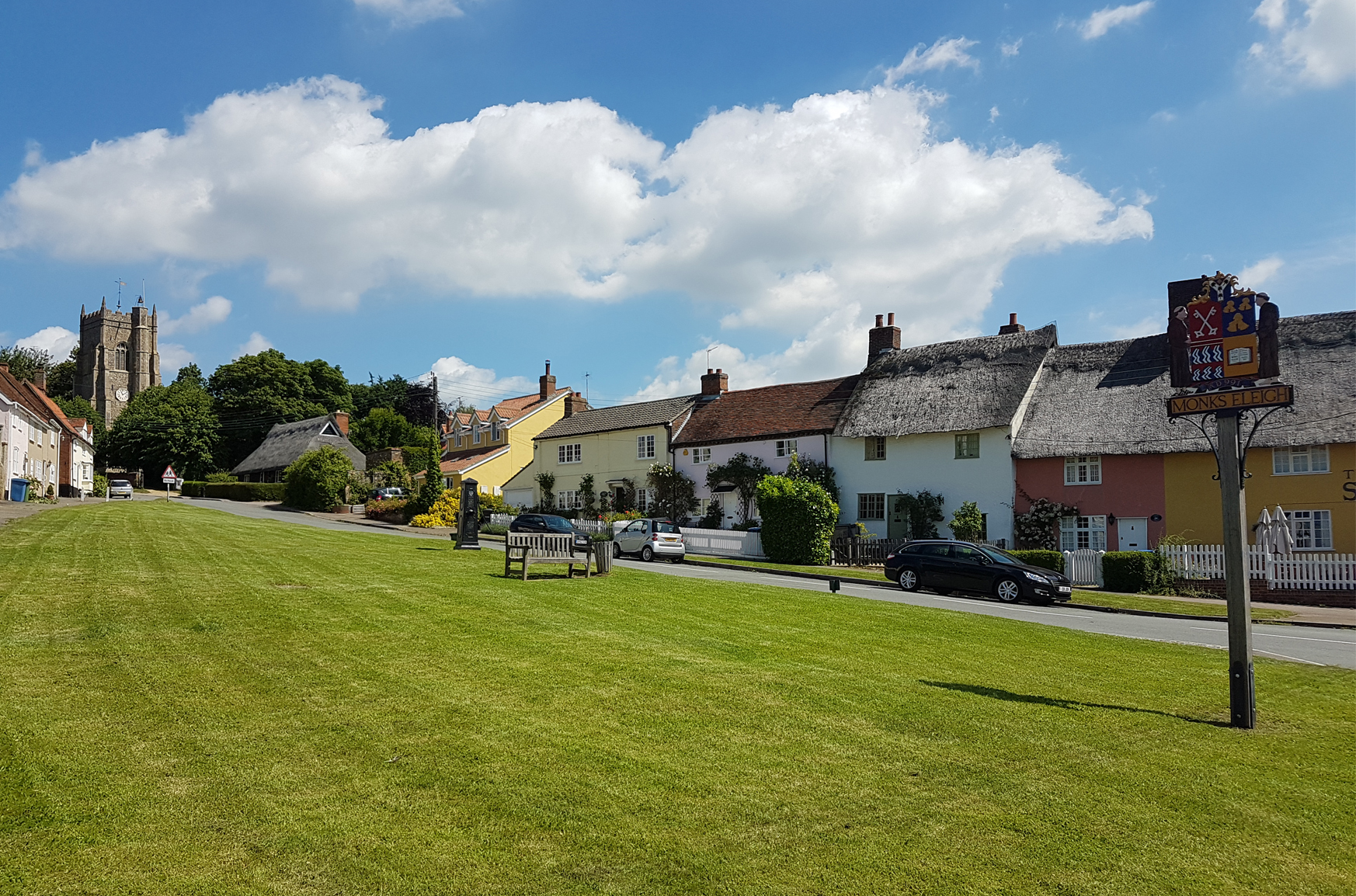 Suffolk picturesque village to welcome modular homes