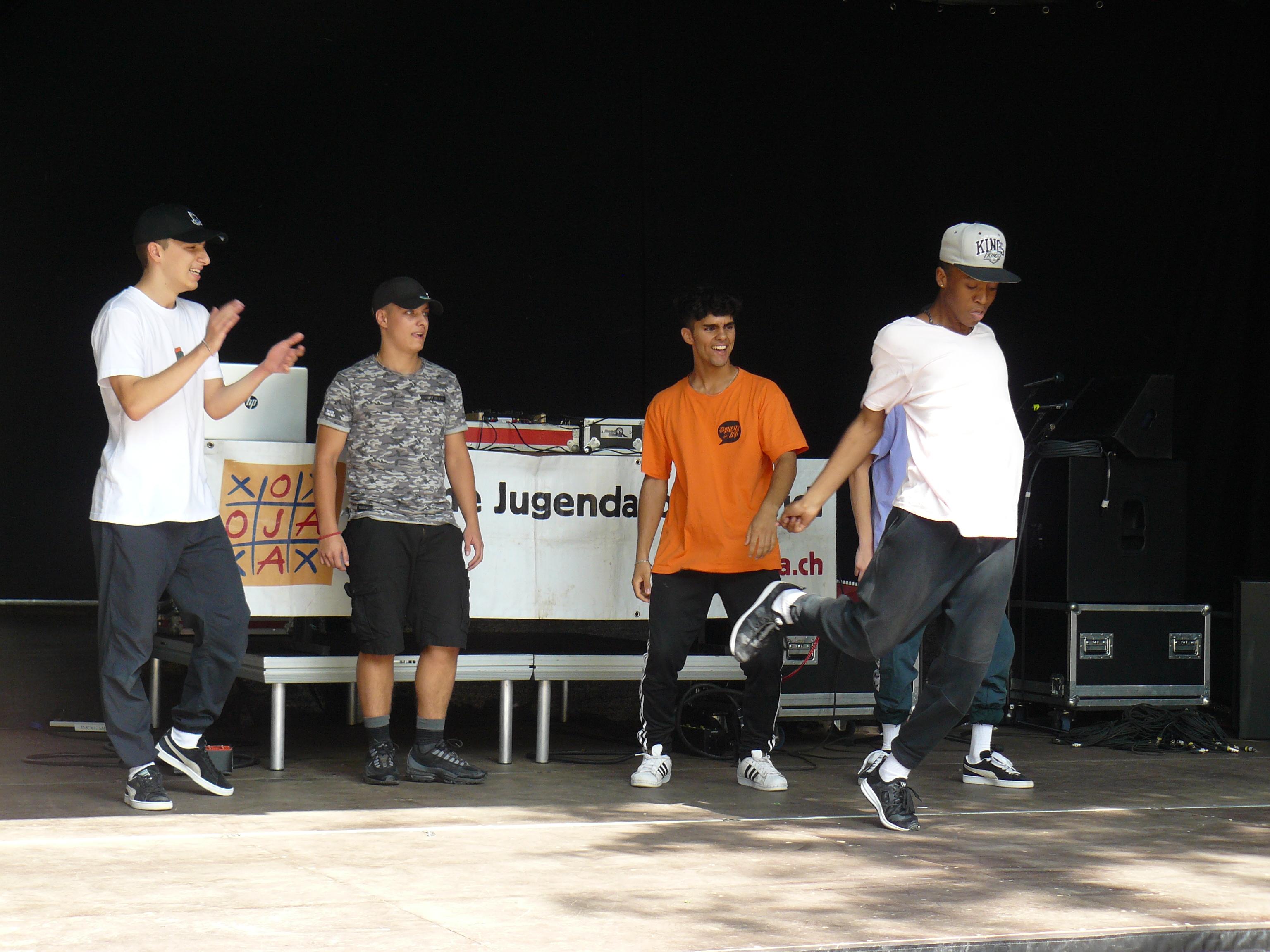 Open Stage OJA