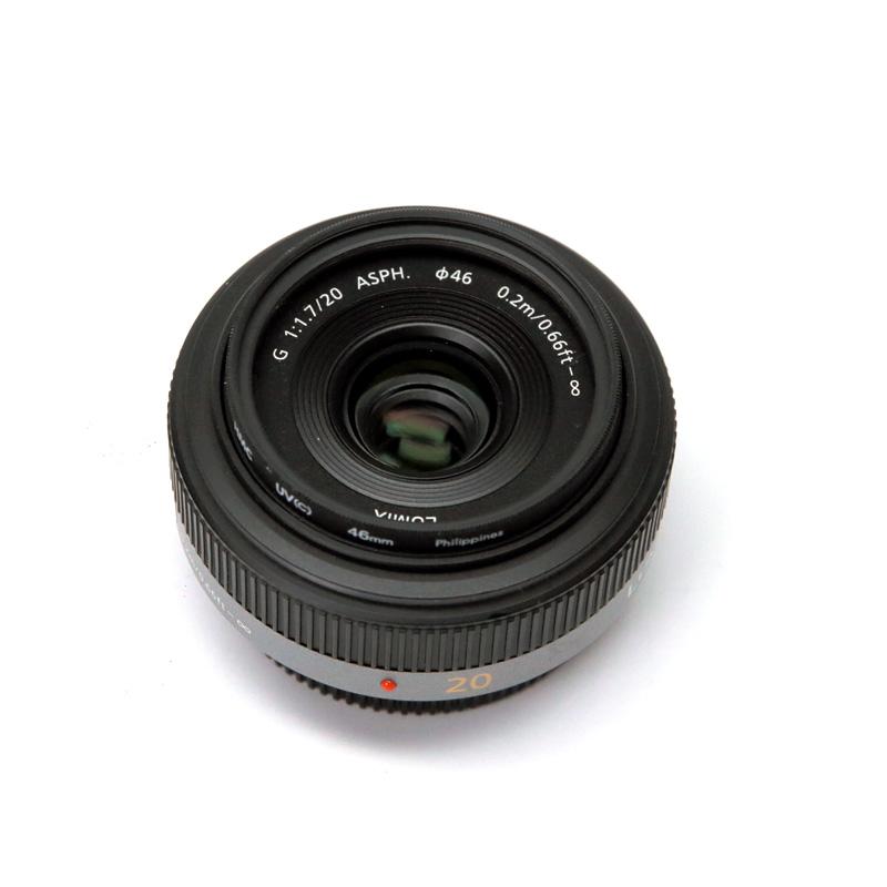 Panasonic - 20mm f/1.7 II