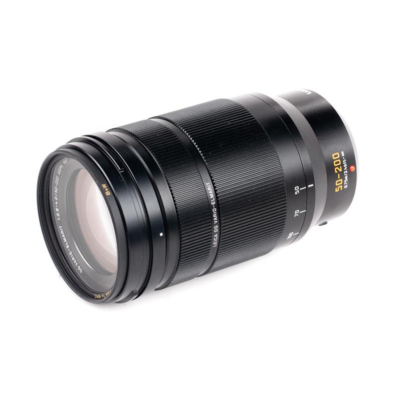 Panasonic/Leica - 50-200mm f/2.8-4.0 OIS