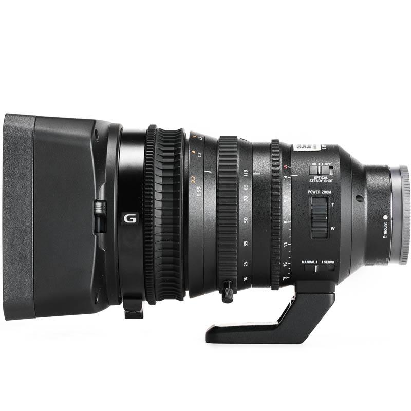 Sony - E PZ 18-110mm f/4 G OSS