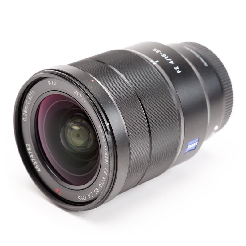 Sony - FE 16-35mm f/4 ZA OSS