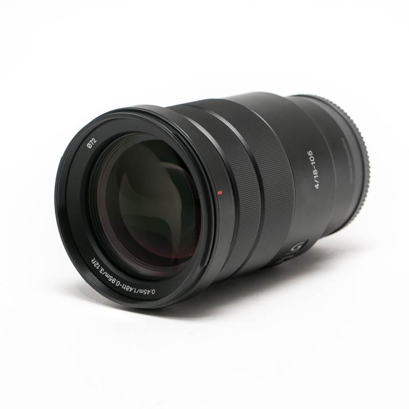 Sony - E PZ 18-105mm f/4 G OSS