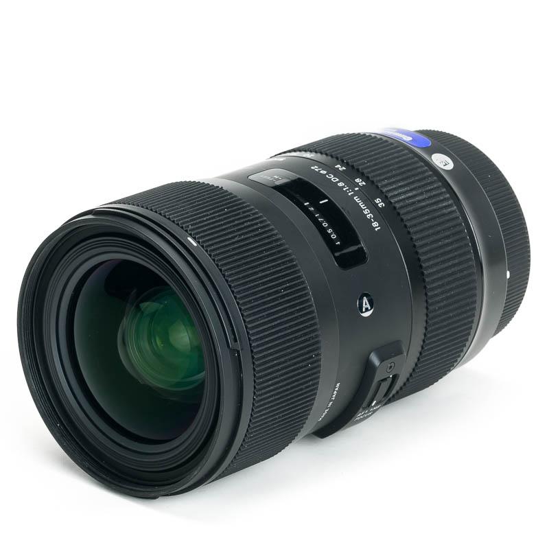 Sigma - 18-35mm f/1.8 Art