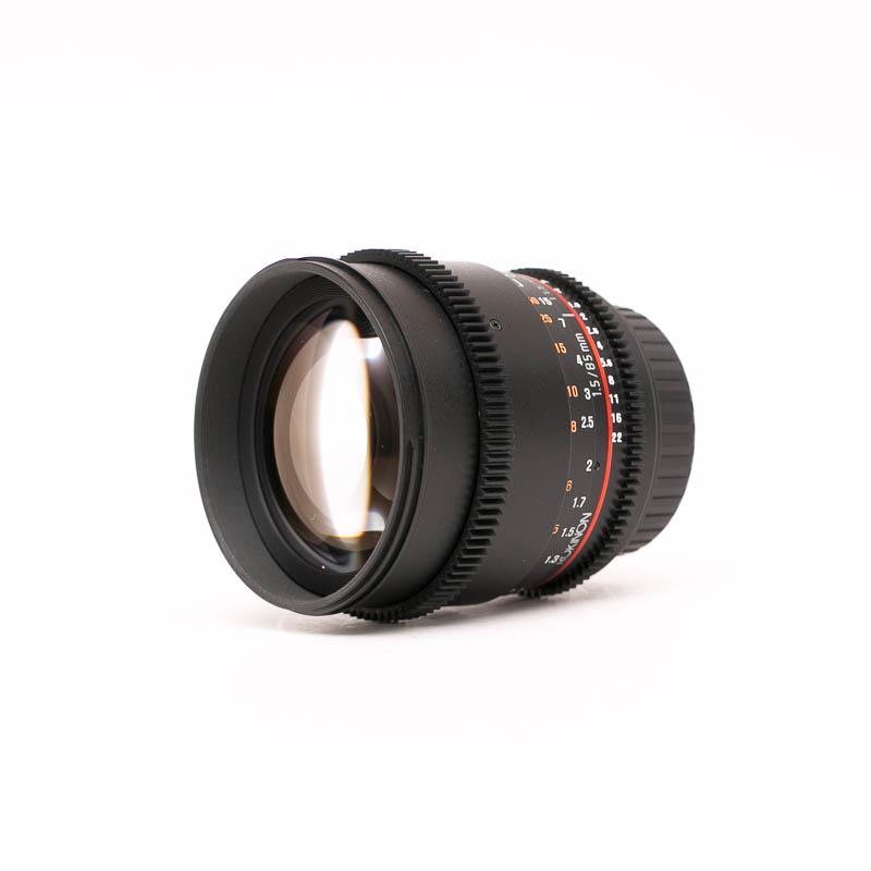 Rokinon - Cine DS 85mm T1.5
