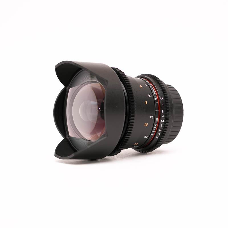 Rokinon - Cine DS 14mm T3.1