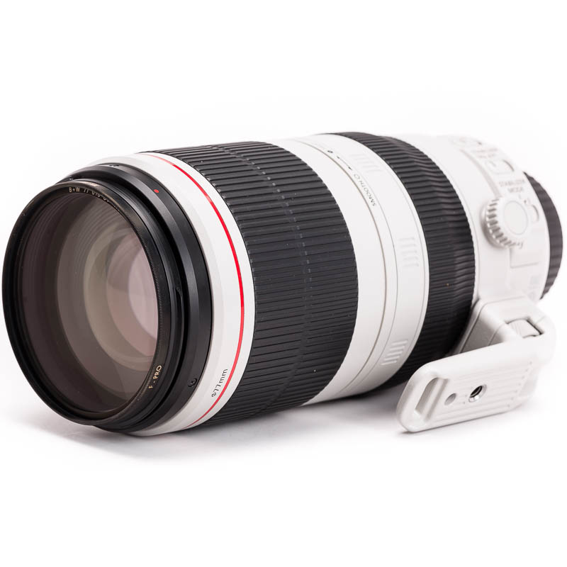 Canon - EF 100-400mm f/4.5-5.6L IS II USM