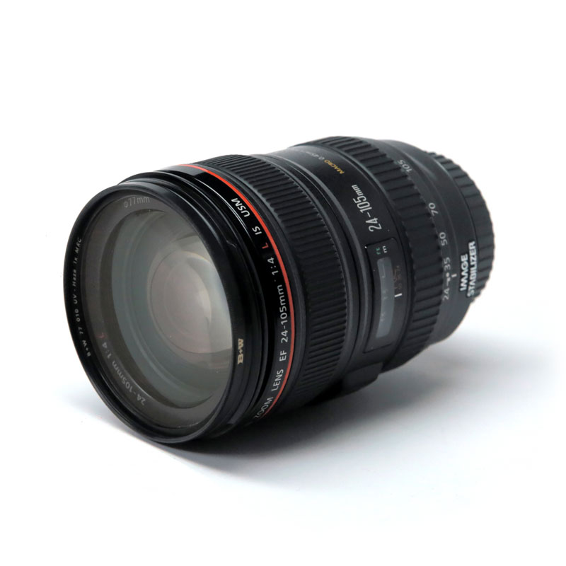 Canon - EF 24-105mm f/4L IS II USM