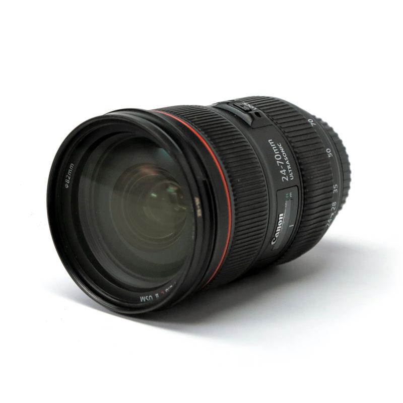 Canon - EF 24-70mm f/2.8L II USM