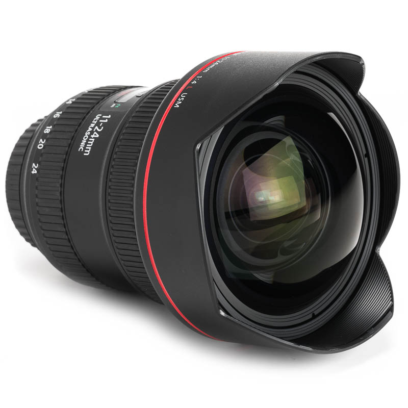 Canon - EF 11-24mm F/4L USM