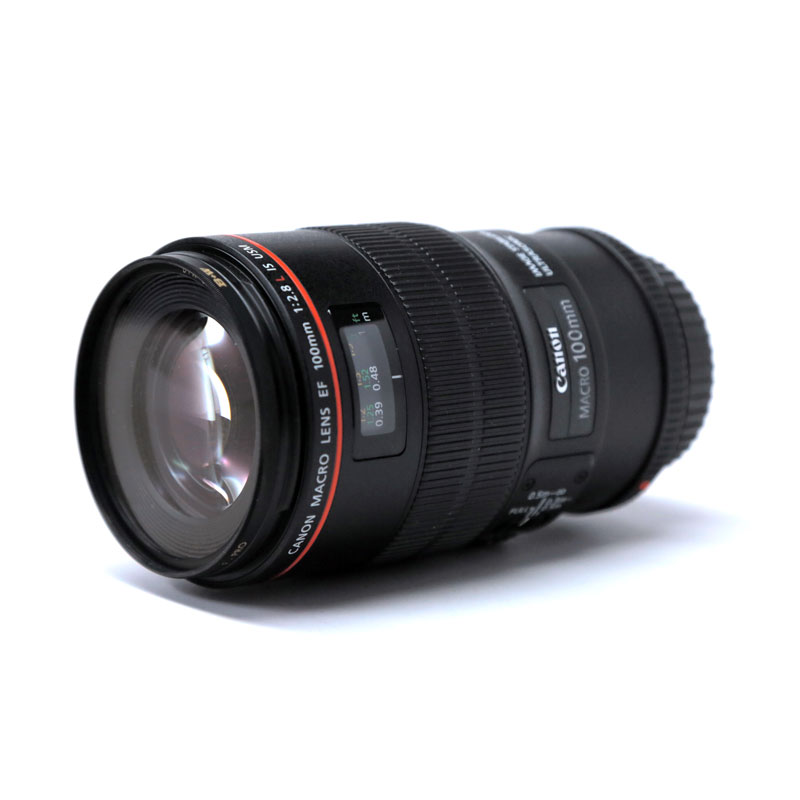 Canon - EF 100mm f/2.8L Macro IS USM