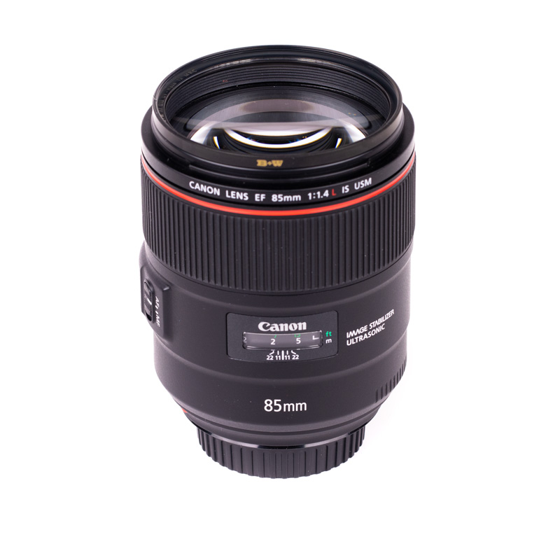 Canon - EF 85mm f/1.4L IS USM