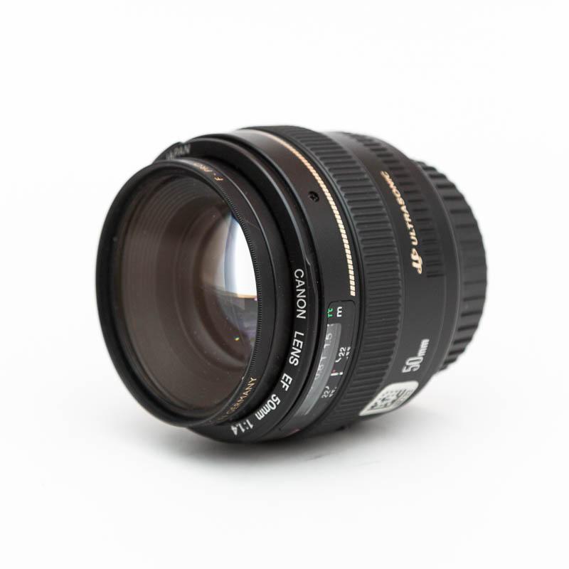 Canon - EF 50mm f/1.4 USM