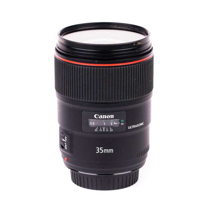 Canon - EF 35mm f/1.4L II USM