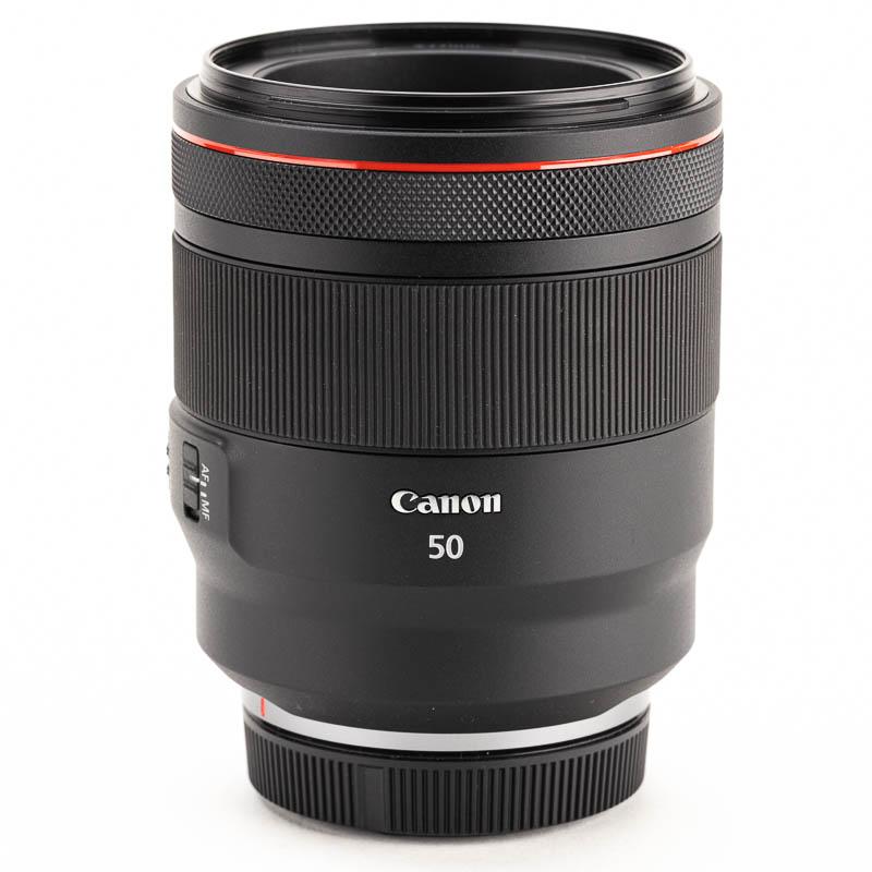 Canon - RF 50mm f/1.2L USM