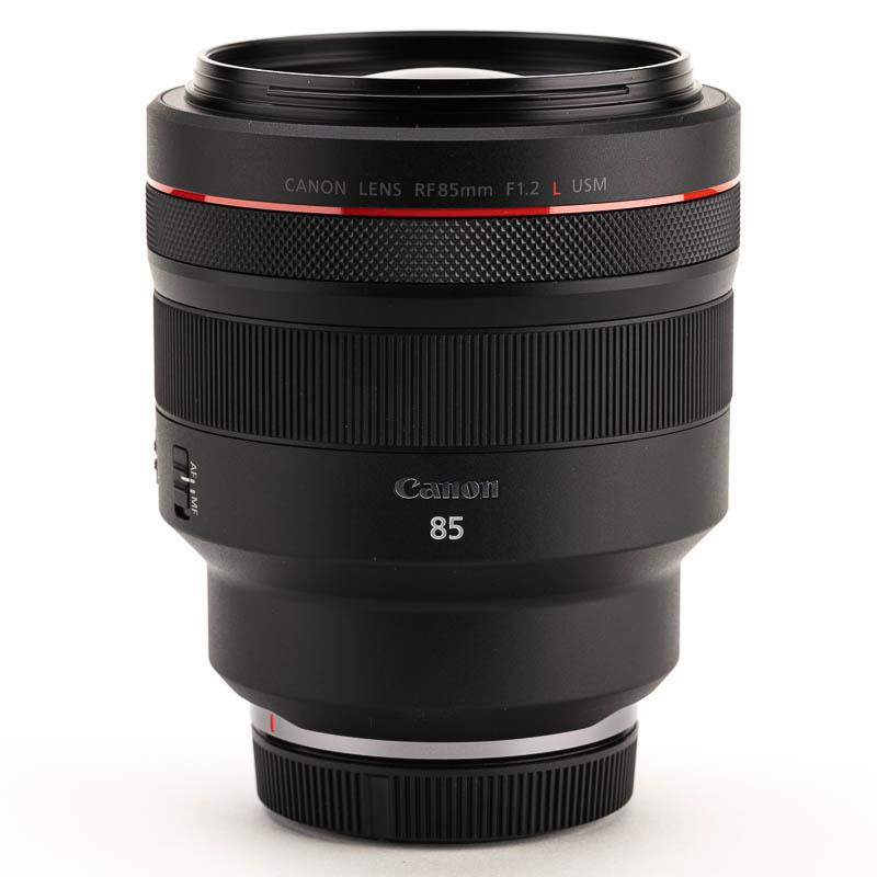 Canon - RF 85mm f/1.2L USM