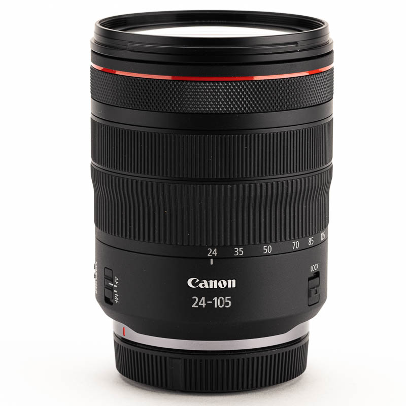 Canon - RF 24-105mm f/4L IS USM