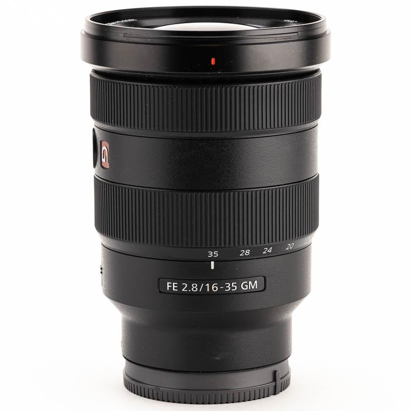 Sony - FE 16-35mm f/2.8 GM