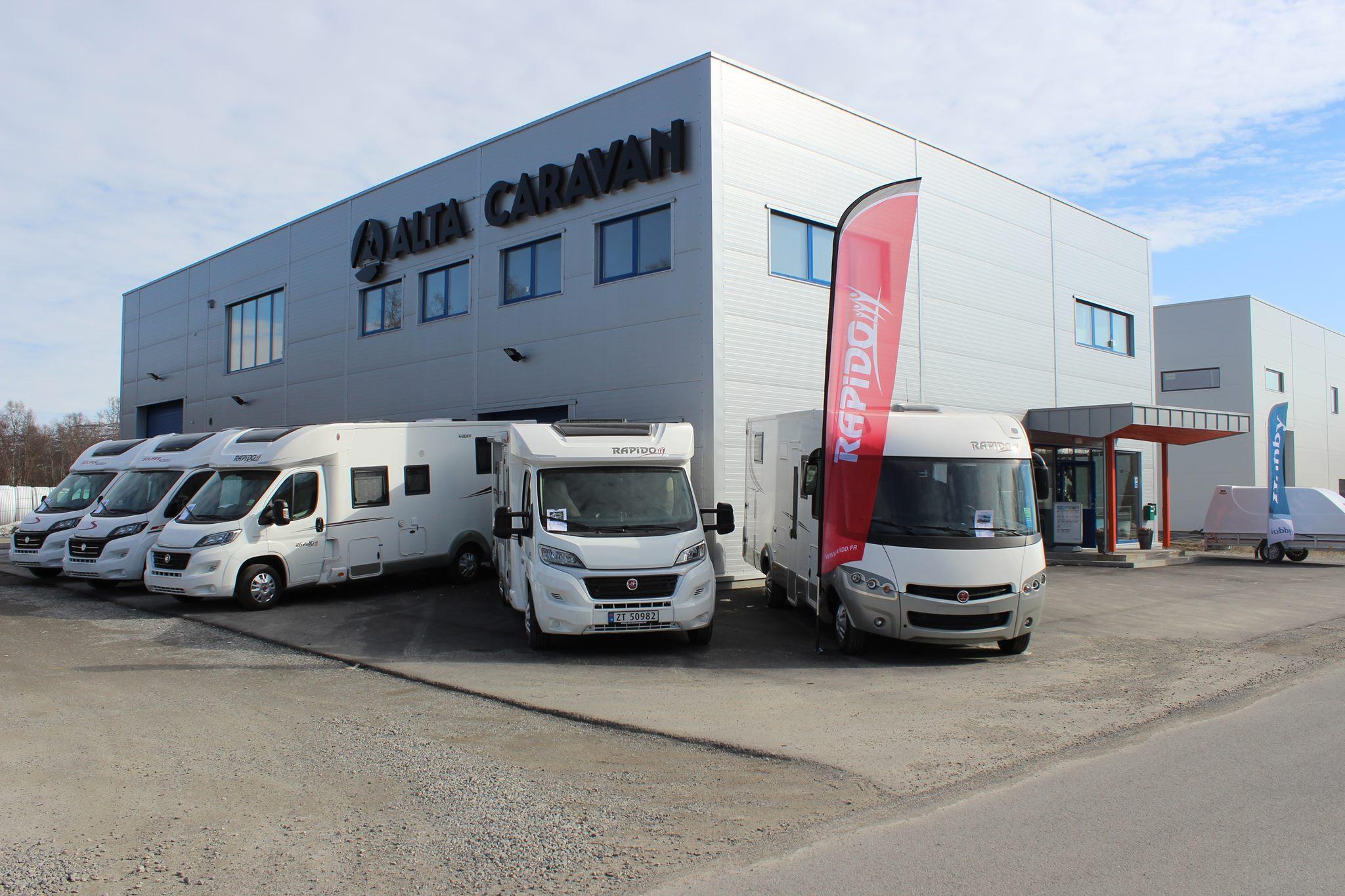 Alta Caravan