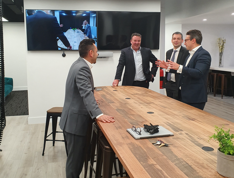 Customer Experience Centre - Melbourne Australia