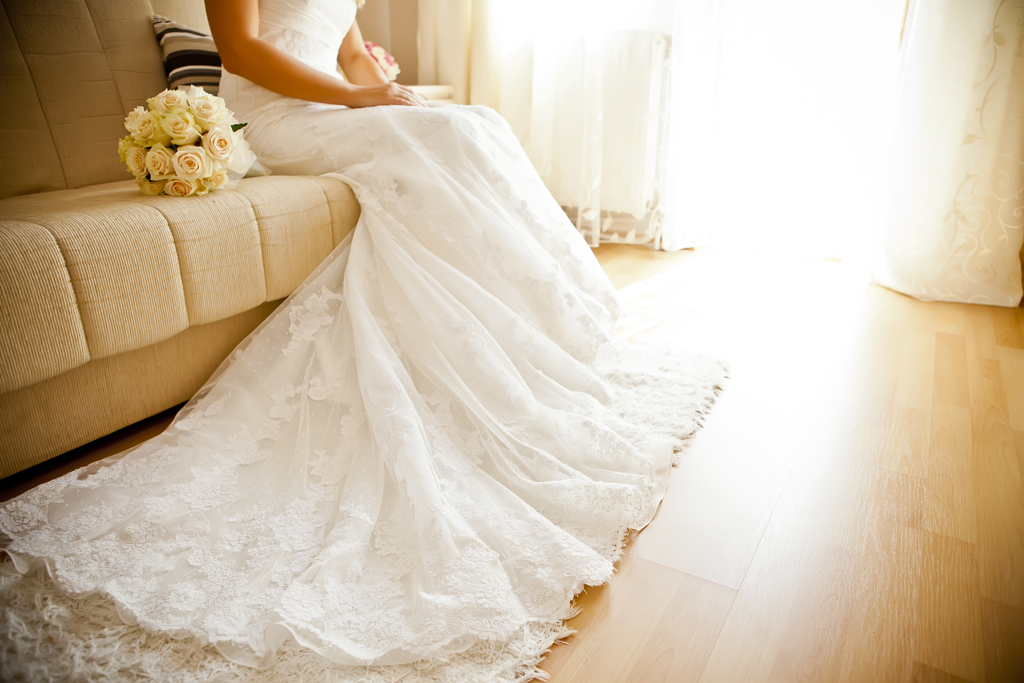 3 Common Mistakes to Avoid When Shopping for a Wedding Dress