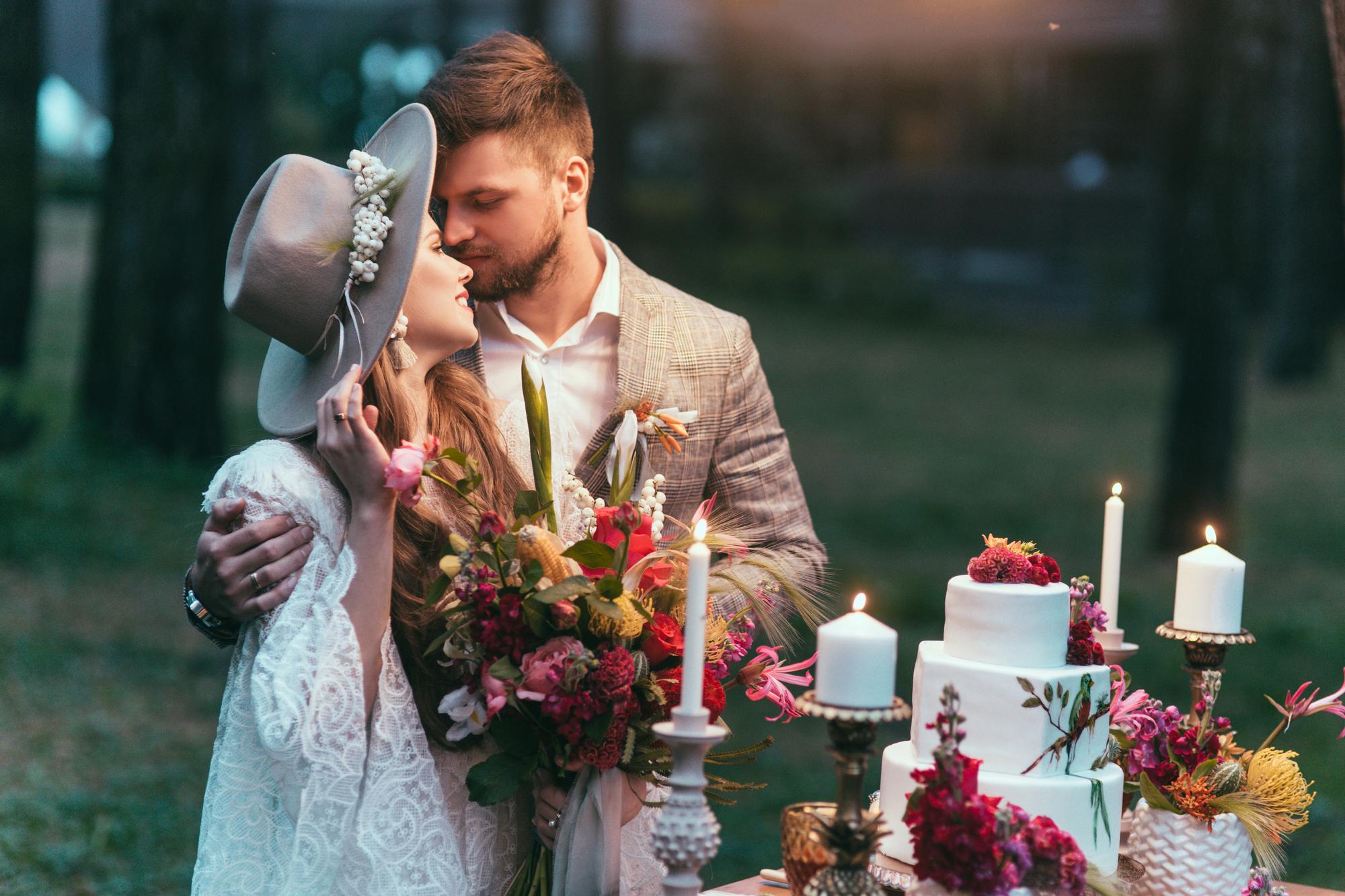 Your Guide to Boho Wedding Dresses