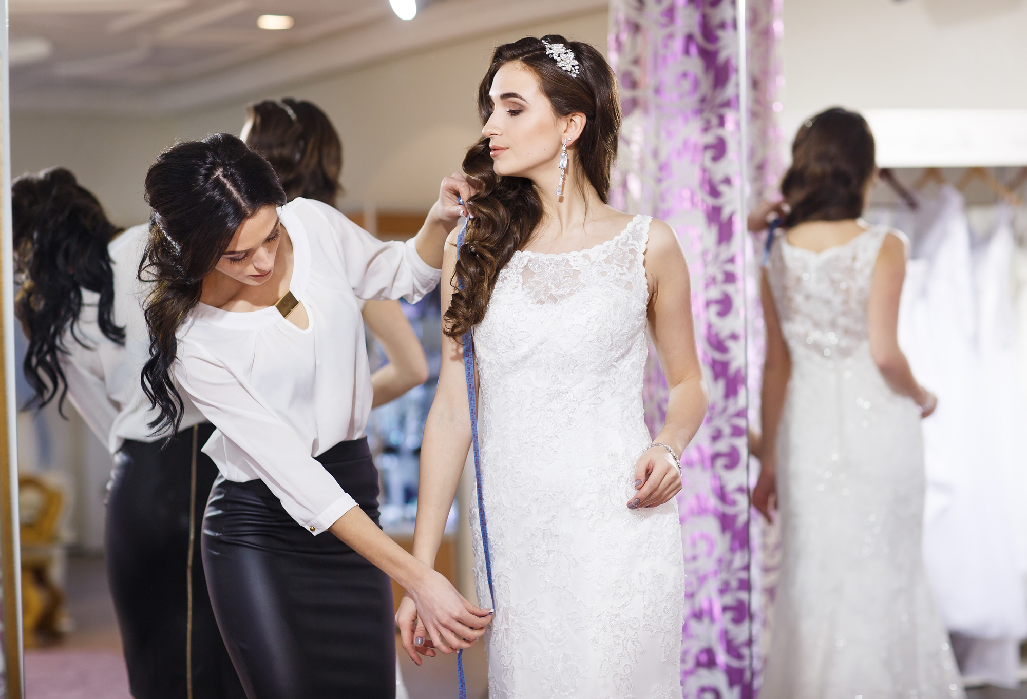 3 Important Things to Tell Your Bridal Consultant