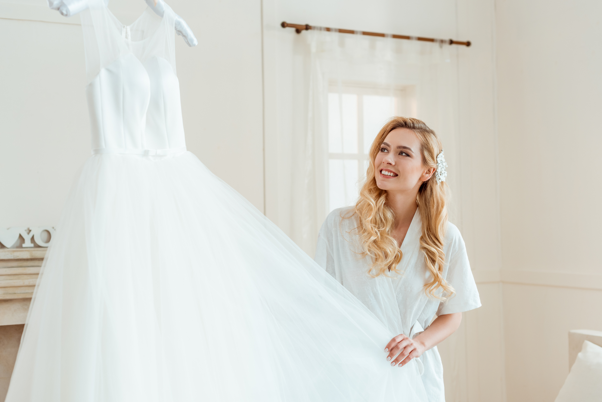 How to Properly Store Your Wedding Dress