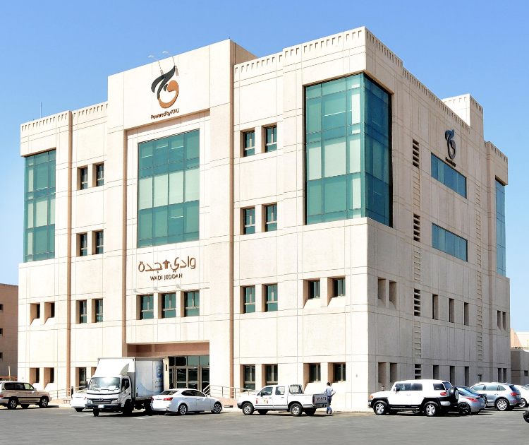 Classrooms & Laboratories for King Abdulaziz University