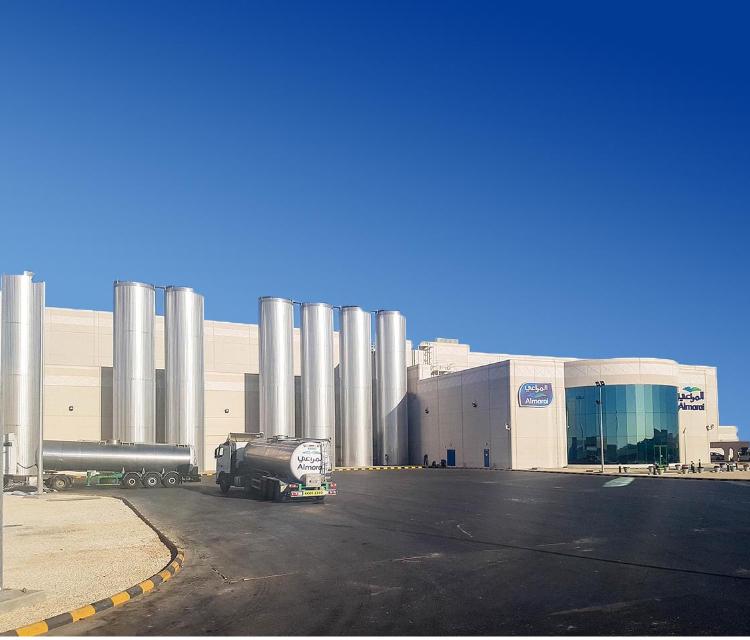 Al Marai Central Processing Plant 3