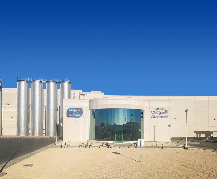 Al Marai Transport & Logistics Base