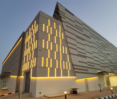 National Commercial Bank Data & Archive Center