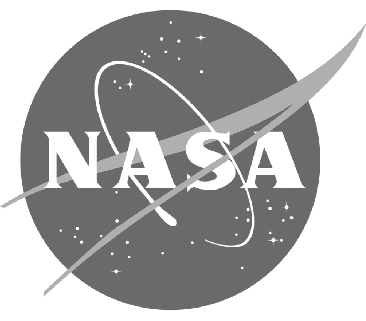 The logo of NASA JPL