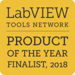 IncQuery Labs was awarded with the Product of the year 2018 LabVIEW Tools Network award