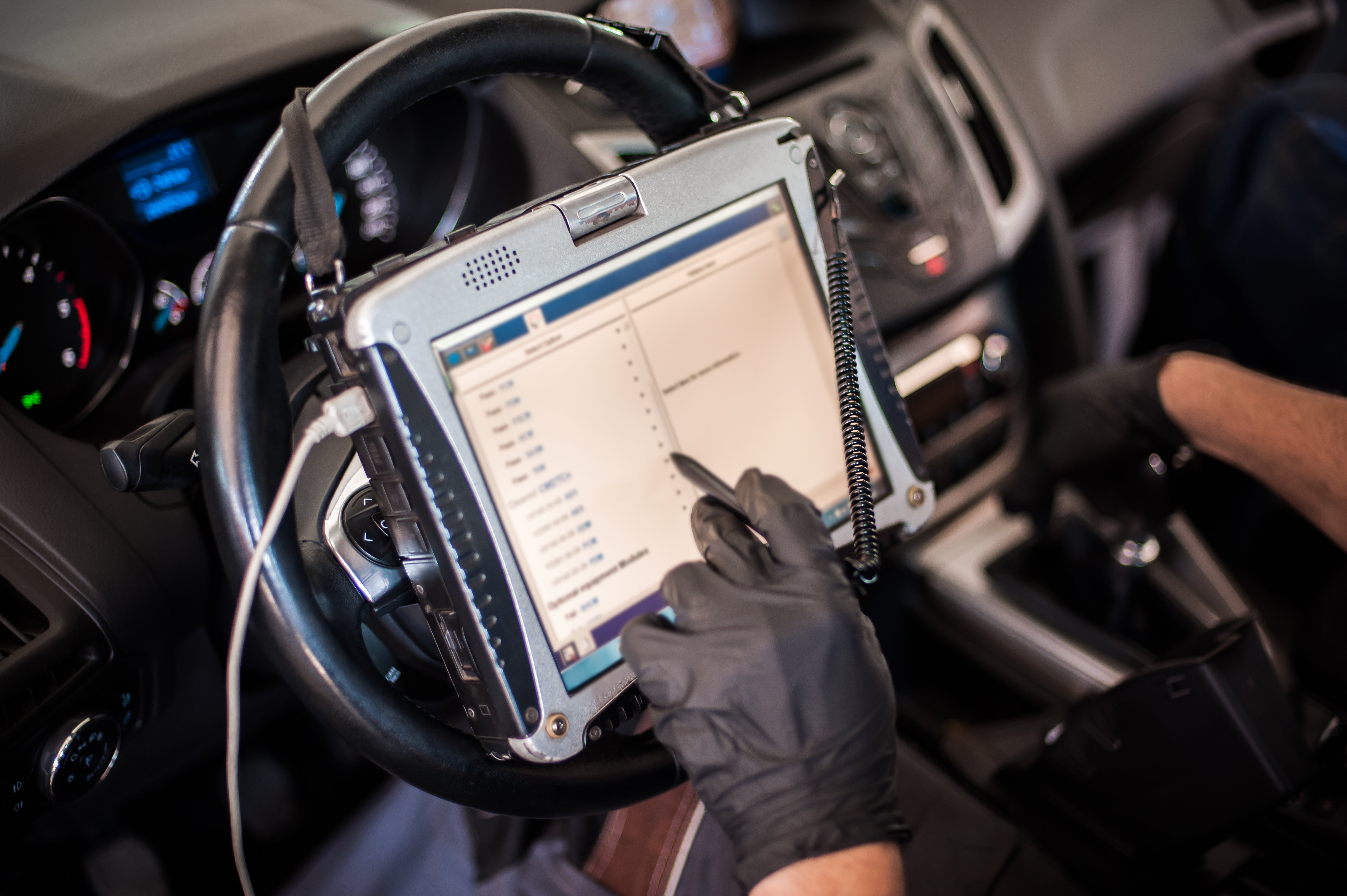 Automotive solutions from IncQuery Labs.