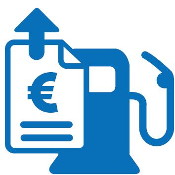 brandstof beheer