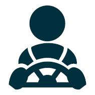Monitor en begeleid je chauffeurs op de baan