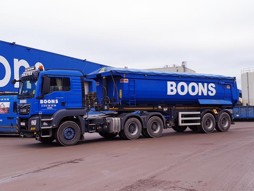 Boons vrachtwagens