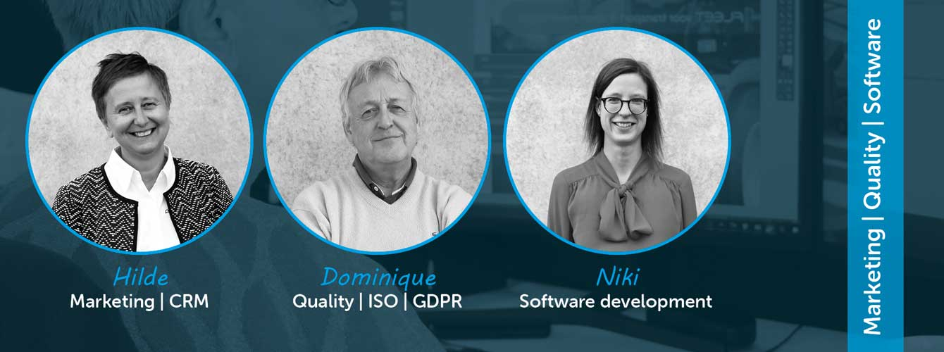 Team All-Connects Marketing, Quality, ISO, GDPR, Software development