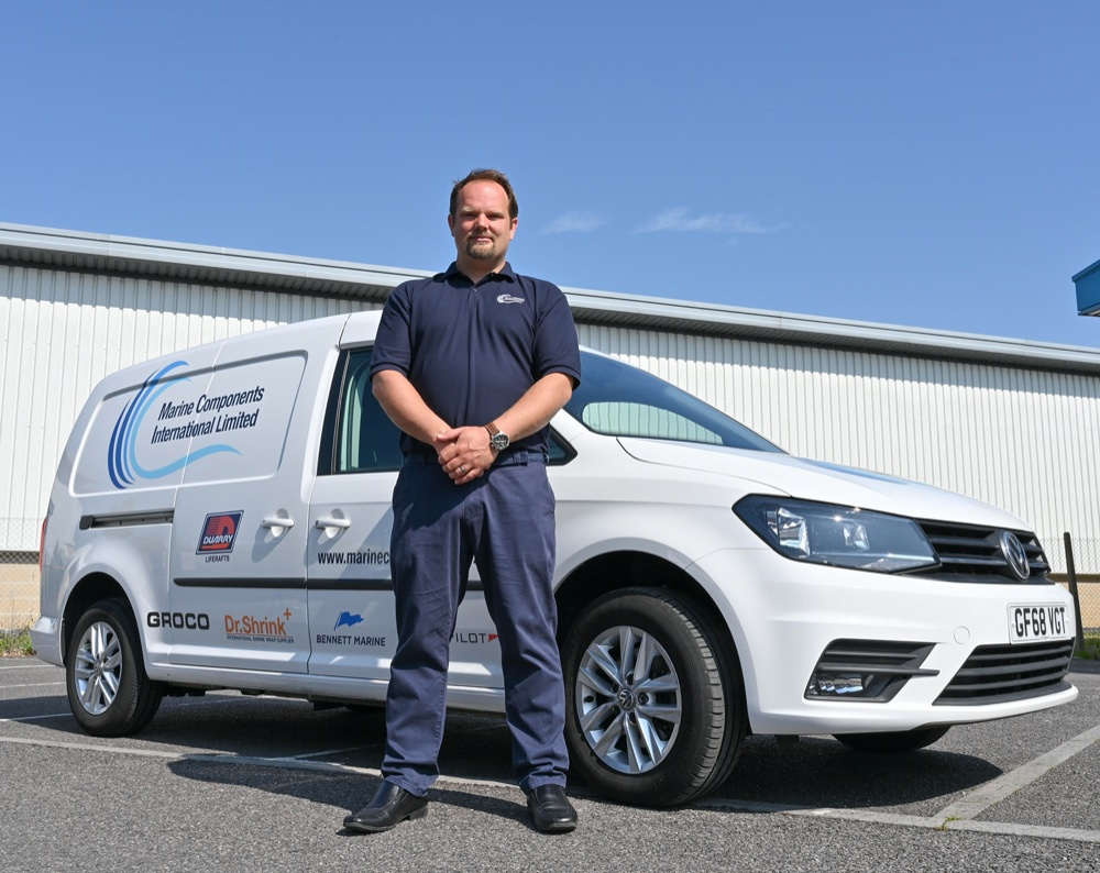 Maritime firm MCI appoints new UK sales manager