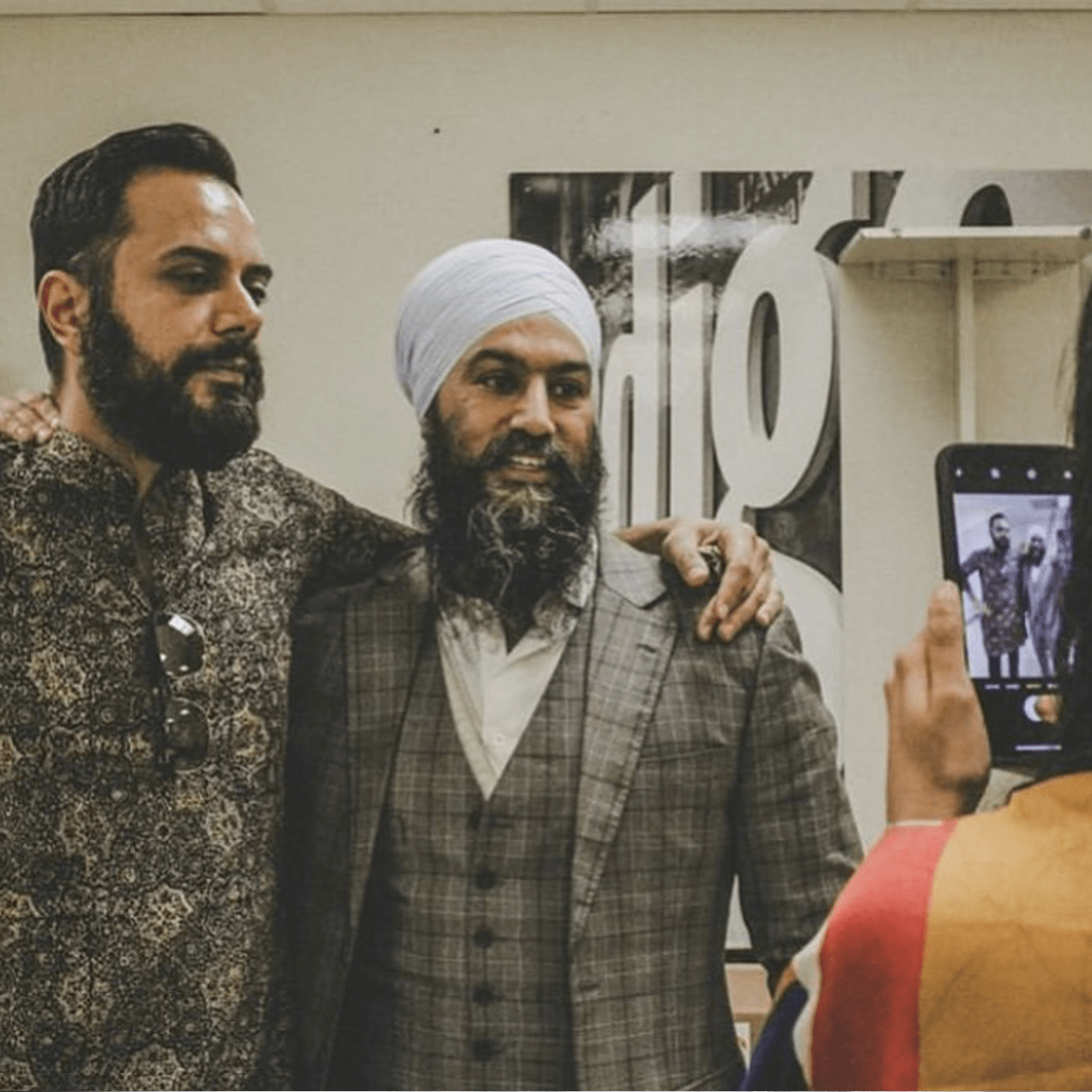 Jagmeet Singh and Mo Dhaliwal - Skyrocket Digital, a digital agency in Vancouver, BC