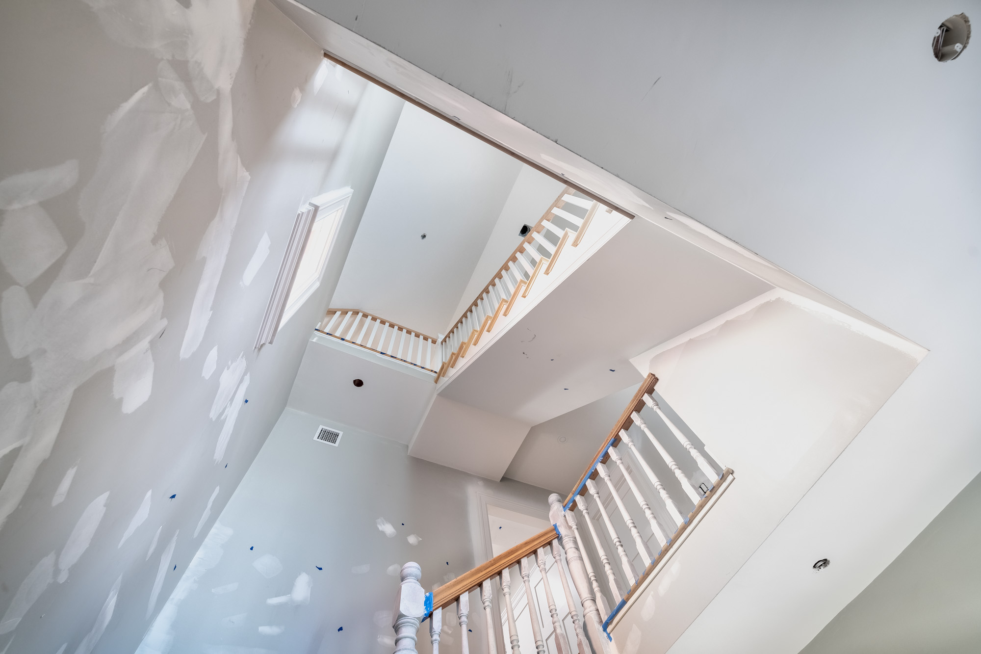 Interior Painting (During)