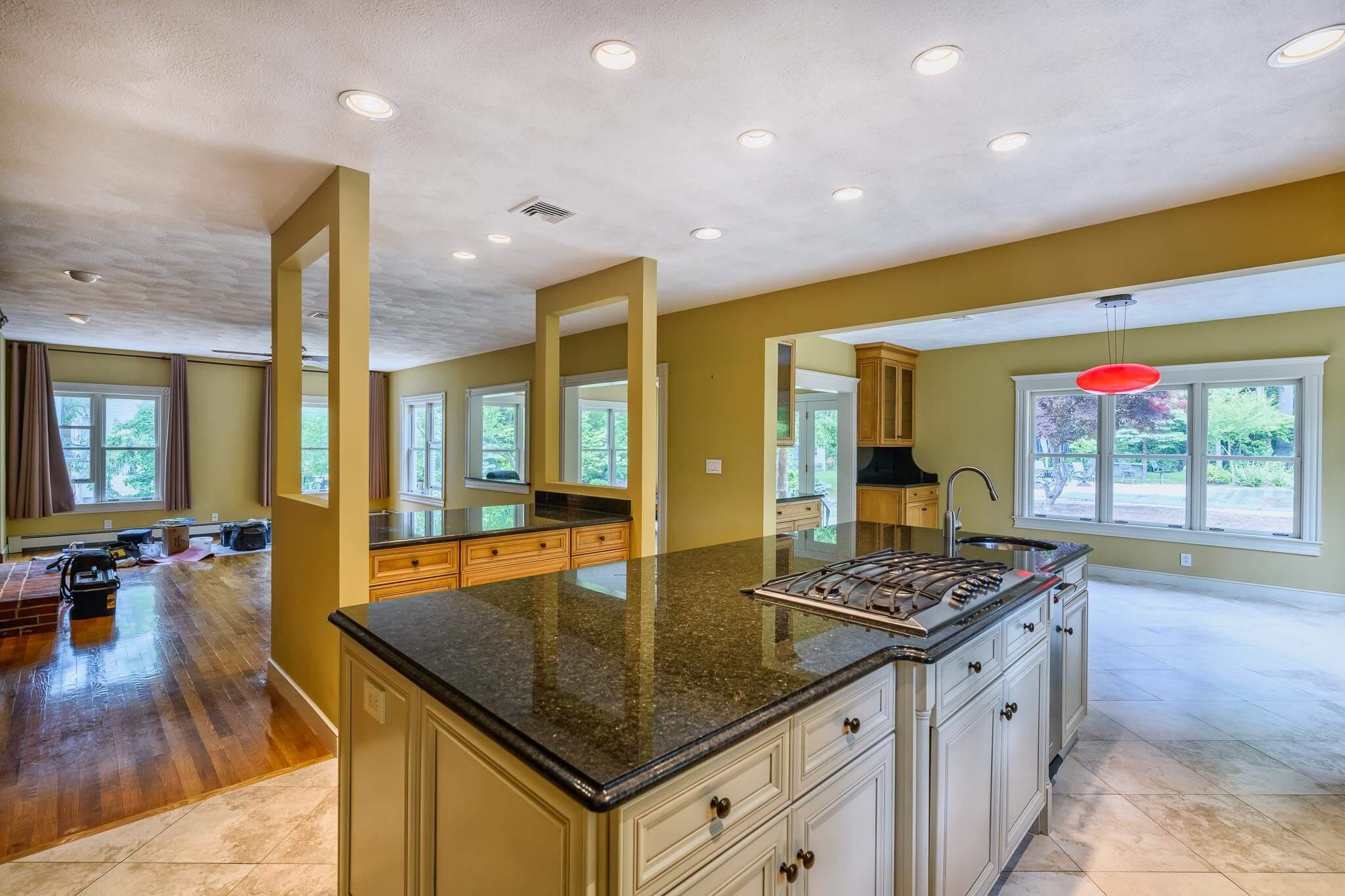 Kitchen Entry