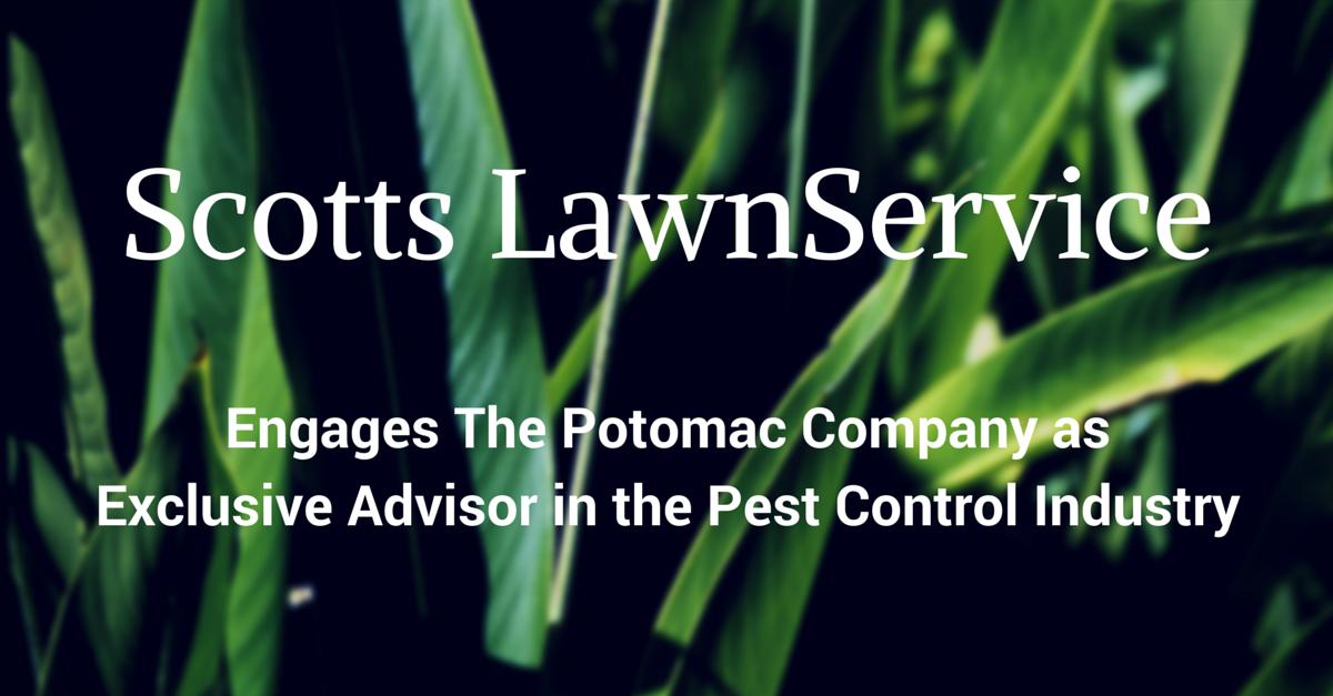 Scotts LawnService Pest Control Acquisitions