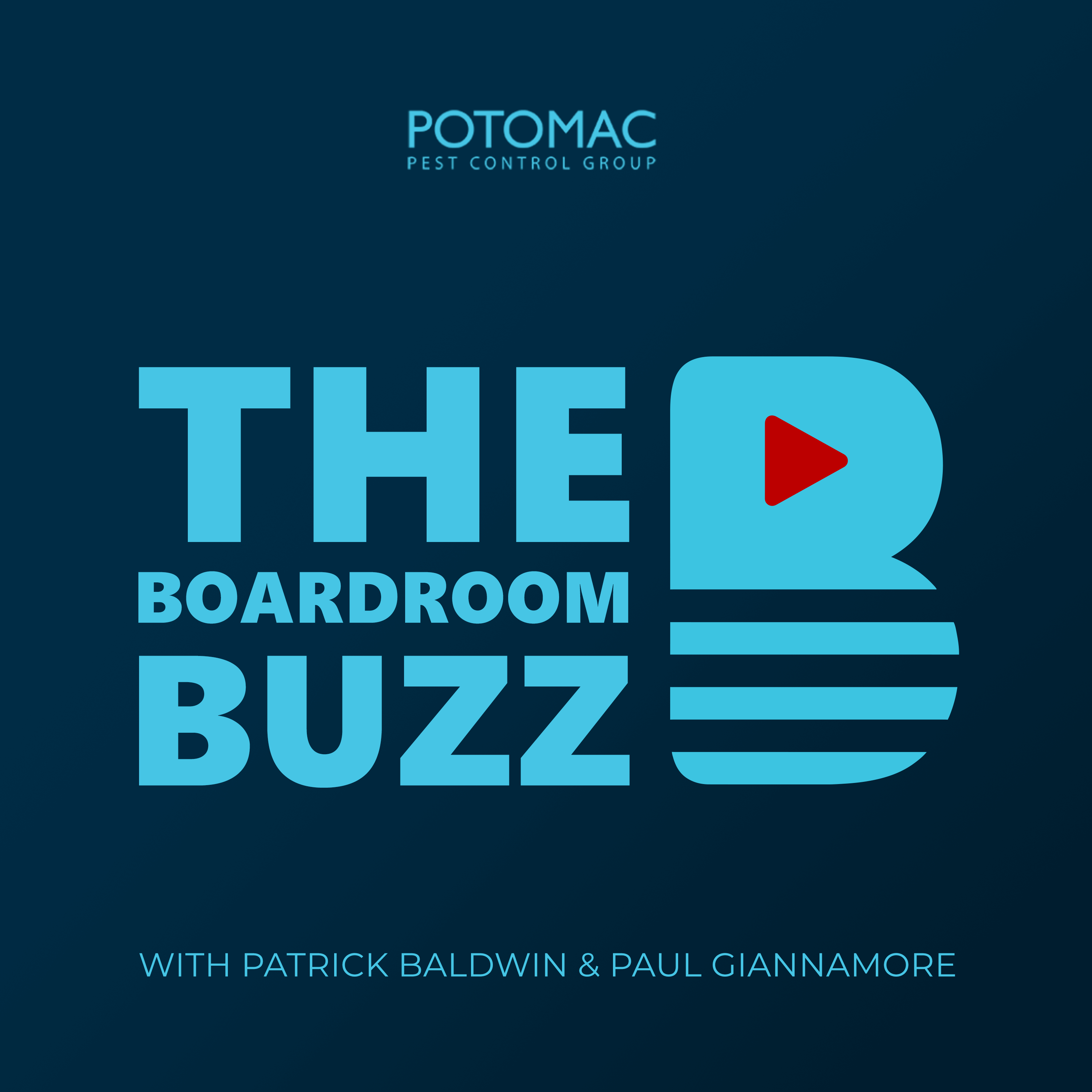 The Boardroom Buzz podcast cover