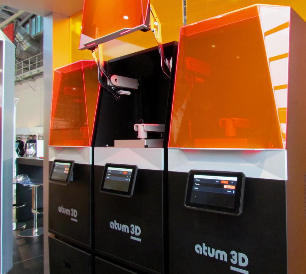 DLP printers