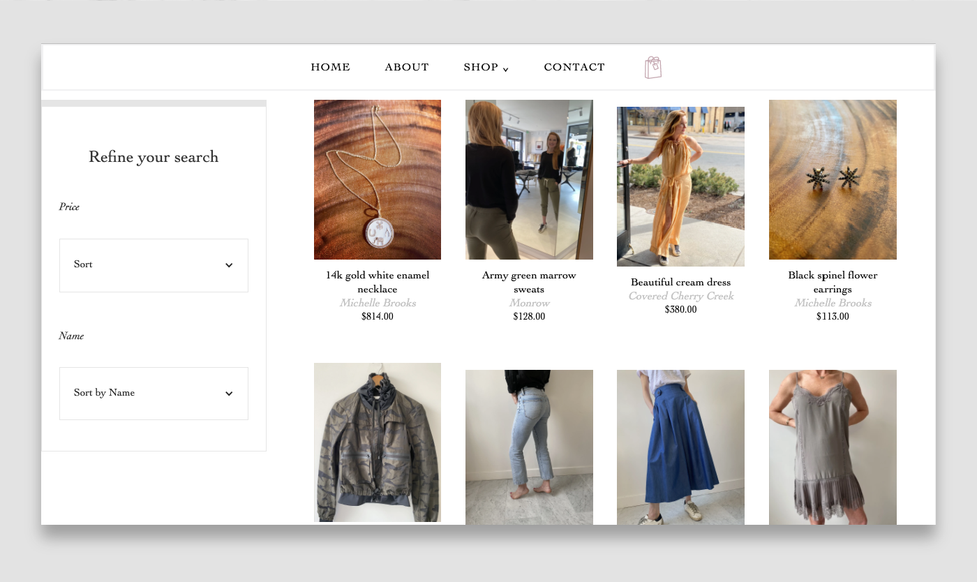 Covered shop by Wink Digital