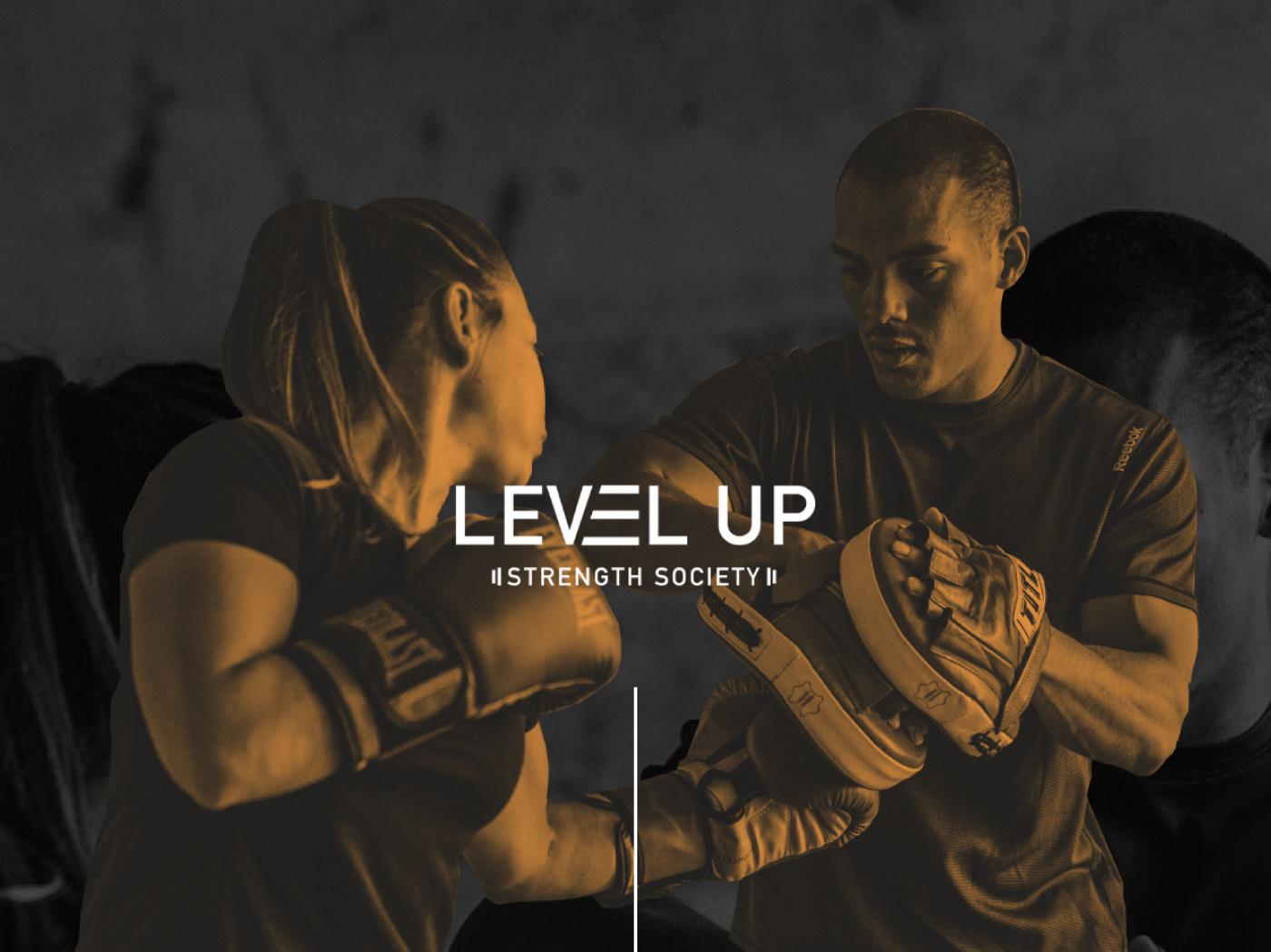 Level Up Strength Society