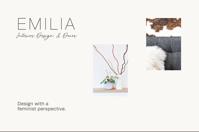 Emilia Interior Design & Decor